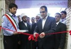 افتتاح بیمارستان زابل