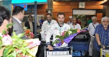 کاروان ورزشی پزشکان ایران