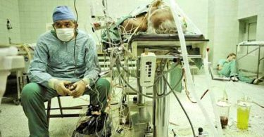 پزشک خسته