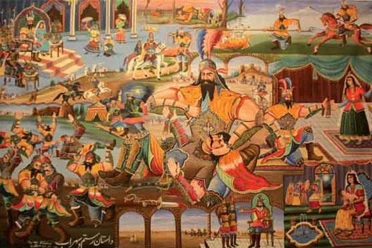 rostam-sohrab